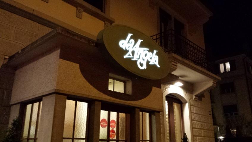 Restaurant Da Angela Zurich