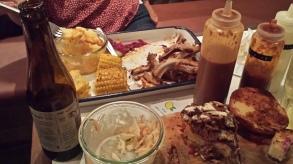 after dinner....