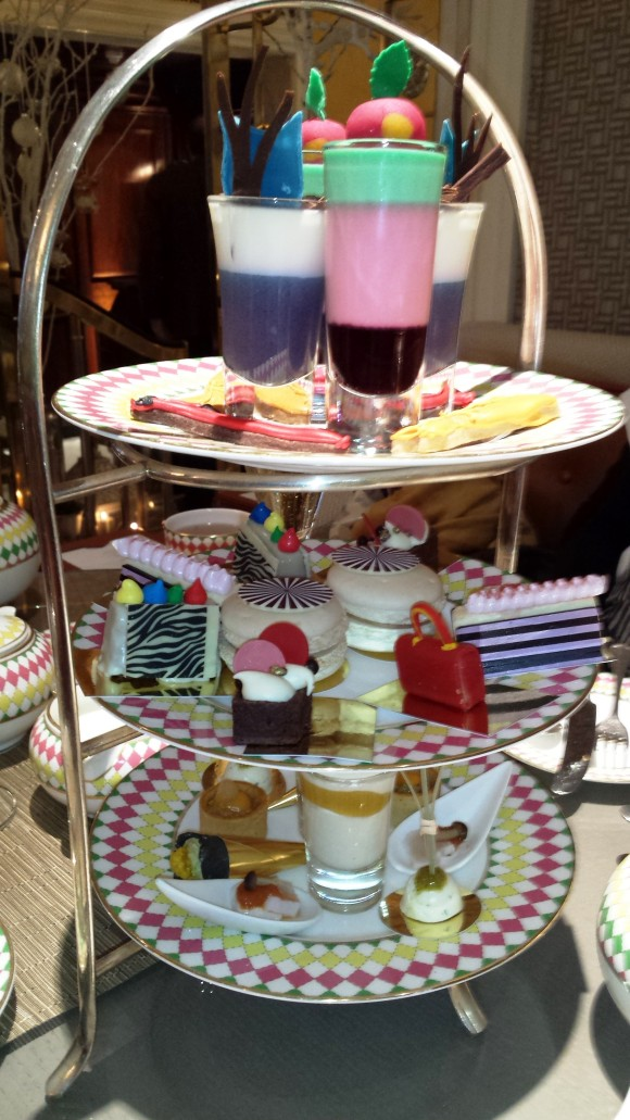 The Berkeley Afternoon Tea London