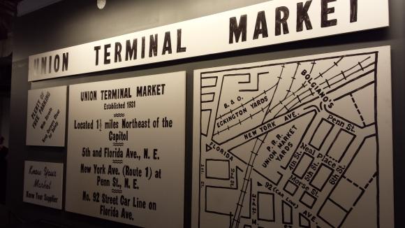 Union Market Washington D.C.