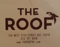 The Roof NYC