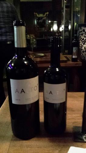 Aalto - two Spanish brothers in Zermatt...