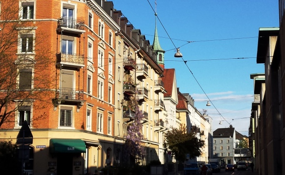 Elisaburg Zurich