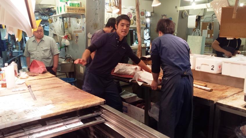 Even more tuna
