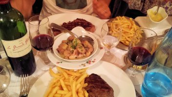 Chez Georges Paris