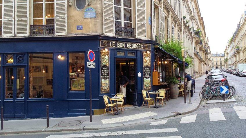 Le Bon Georges Paris