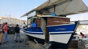 Le P'tit Bleu, Restaurant La Rochelle
