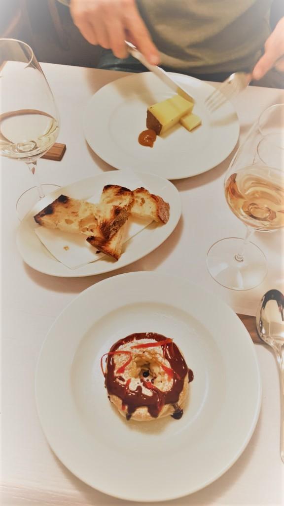 Gamper Restaurant Zurich Dessert