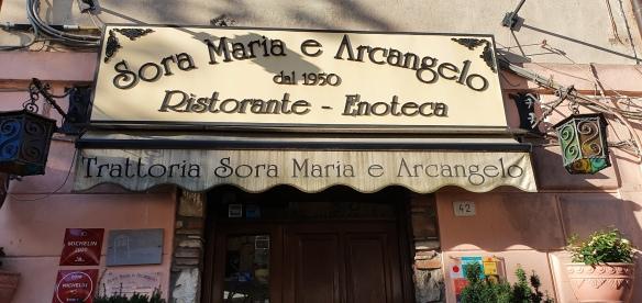 Sora Maria e Arcangelo Trattoria