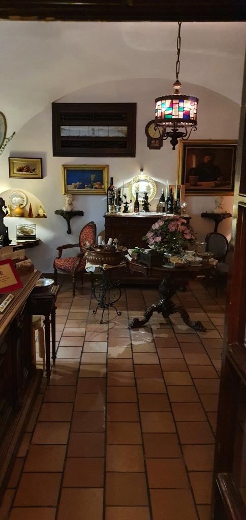 Inside, L'Antica Trattoria, Sorrento