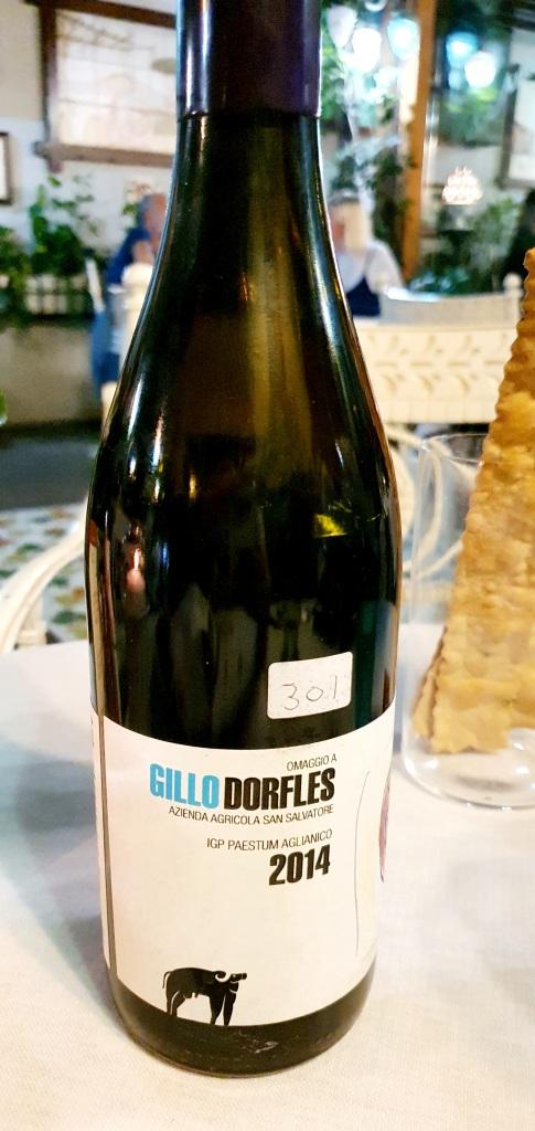 Vino GilloDorfles, L'Antica Trattoria