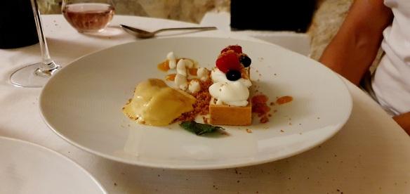 Ricotta dessert, Matera