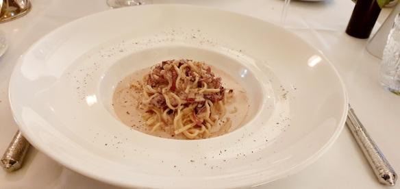 Il Gattopardo Zurich, pasta