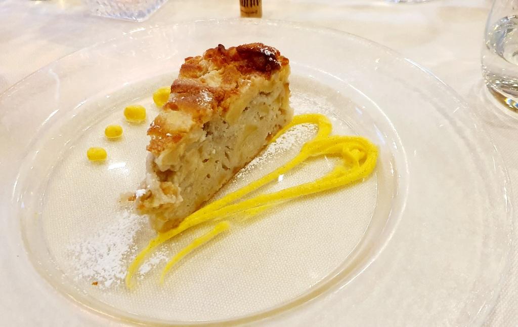 Dessert - Apple pie